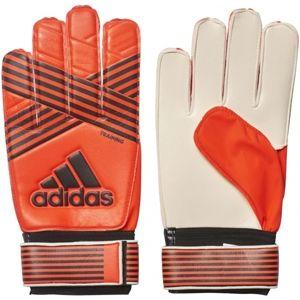 adidas ACE TRAINING červená 10 - Brankářské rukavice