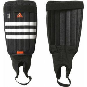 adidas EVERTOMIC černá L - Pánské fotbalové chrániče