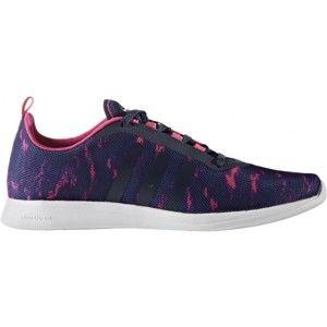 adidas CLOUDFOAM PURE W tmavě modrá 4.5 - Dámská volnočasová obuv