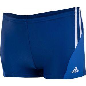 adidas BTS BX 35 KBOYS modrá 116 - Chlapecké plavecké boxerky