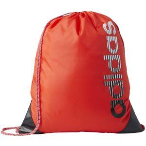 adidas GS NEOPARK oranžová NS - Sportovní batoh