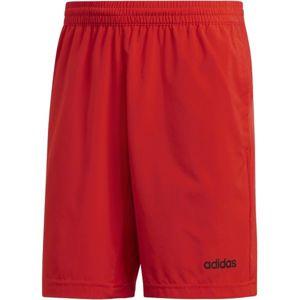 adidas D2M COOL SHO WV červená L - Pánské kraťasy