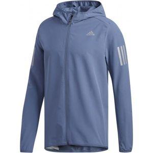 adidas RESPONSE JACKET modrá XL - Pánská sportovní bunda