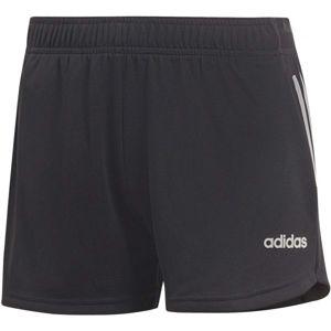 adidas W D2M 3S KT SHT černá S - Dámské šortky