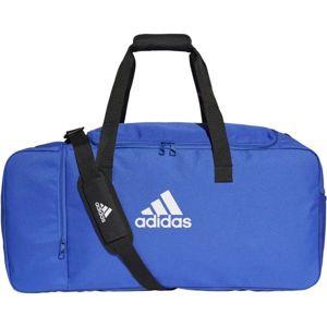 adidas TIRO DU L modrá L - Sportovní taška