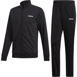 adidas BASICS TRACKSUIT černá XL - Sportovní souprava