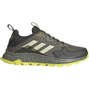 adidas RESPONSE TRAIL šedá 9.5 - Pánská trailová obuv