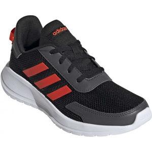 adidas TENSAUR RUN K černá 31 - Dětské vycházkové tenisky