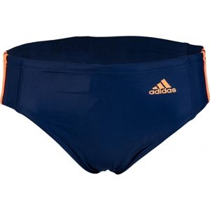 adidas ESSENCE CORE 3S TRUNK - Chlapecké plavky