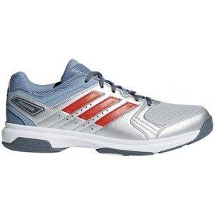 adidas ESSENCE bílá 11 - Pánská házenkářská obuv