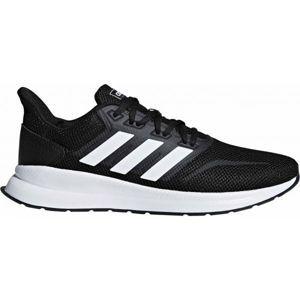 adidas RUNFALCON černá 6.5 - Pánská běžecká obuv