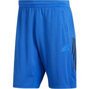 adidas 3S KN SHO modrá S - Pánské kraťasy