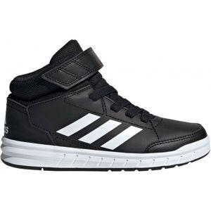 adidas ALTASPORT MID K černá 4.5 - Dětská volnočasová obuv