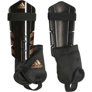 adidas GHOST YOUTH černá L - Fotbalové chrániče