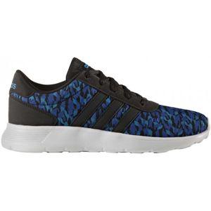 adidas LITE RACER K tmavě modrá 5.5 - Dětská volnočasová obuv
