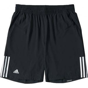 adidas RESPONSE SHORT černá S - Pánské sportovní šortky