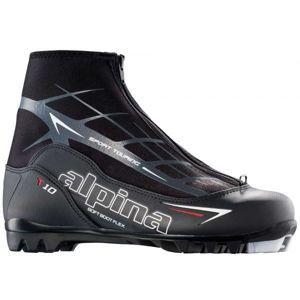 Alpina T10  45 - Pánská obuv na běžecké lyžování