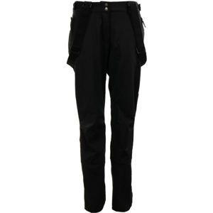 ALPINE PRO HIRUKA 2 černá M - Dámské softshellové kalhoty
