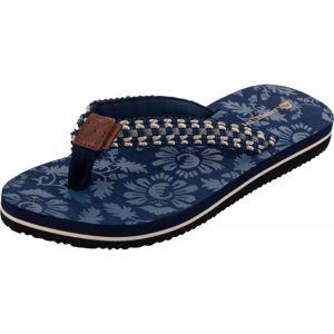 ALPINE PRO JOSA modrá 39 - Dámská letní obuv