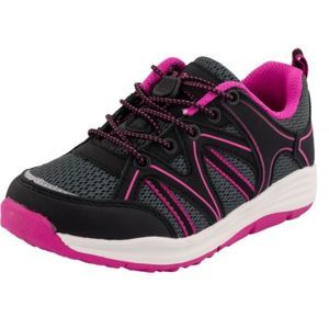ALPINE PRO HANNO modrá 32 - Dětská sportovní obuv