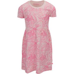 ALPINE PRO MANISHO  140-146 - Dívčí šaty