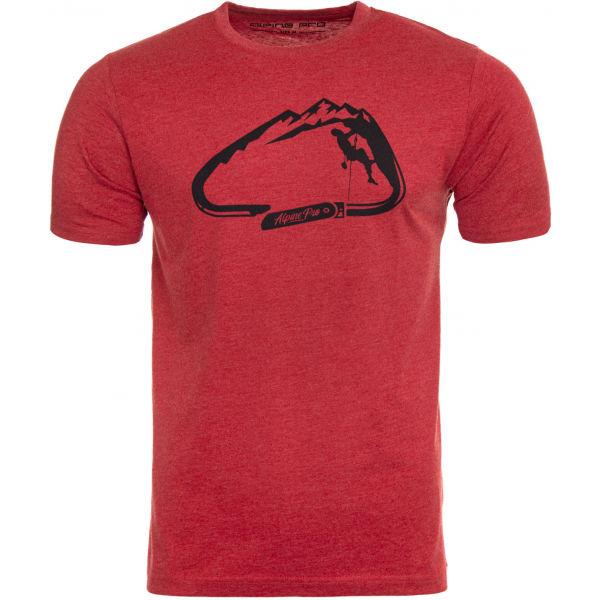 ALPINE PRO MURAL  M - Pánské tričko