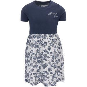 ALPINE PRO NAMRATO  128-134 - Dívčí šaty