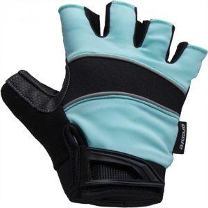 Arcore AROO modrá L - Letní cyklistické rukavice