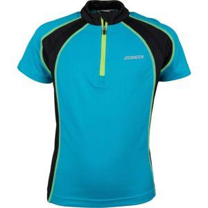 Arcore DANIEL 140 - 170 modrá 164-170 - Dětský cyklistický dres