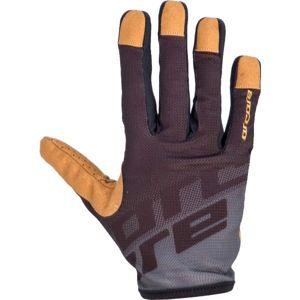 Arcore GECKO černá XL - Cyklistické rukavice