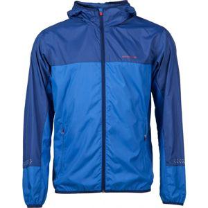 Arcore ERIK modrá XXL - Pánská sportovní bunda