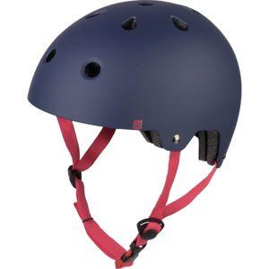 Arcore MONGO fialová (55 - 56) - Cyklistická přilba