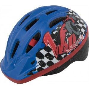 Arcore VENTO černá (50 - 54) - Dětská helma