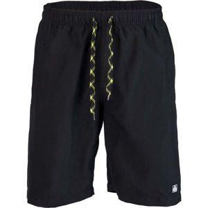 Aress AARON černá XXL - Pánské šortky