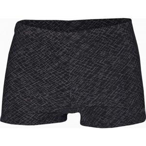 Aress CRUZ šedá XL - Pánské plavky s nohavičkami