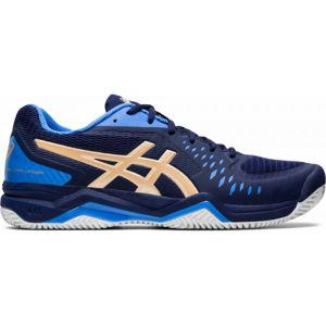 Asics GEL-CHALLENGER 12 CLAY tmavě modrá 12 - Pánská tenisová bota