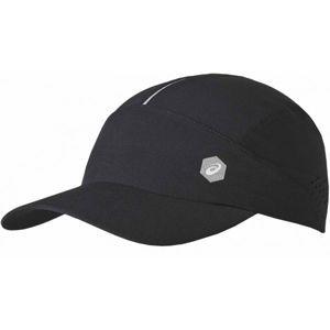 Asics RUNNING CAP černá 58 - Běžecká čepice