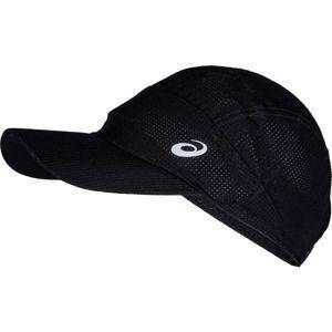 Asics LIGHTWEIGHT RUNNING CAP černá UNI - Běžecká kšiltovka