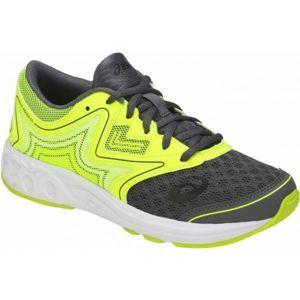 Asics NOOSA GS žlutá 6 - Dětská běžecká obuv
