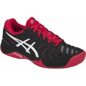 Asics GEL-CHALLENGER 11 CLAY černá 10.5 - Pánská tenisová obuv