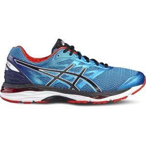 Asics GEL-CUMULUS 18 modrá 9.5 - Pánská běžecká obuv