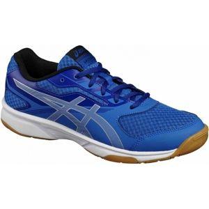 Asics UPCOURT 2 modrá 11 - Pánská sálová obuv