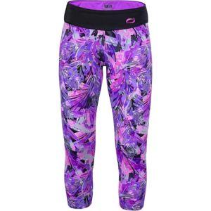 Axis KALHOTY 3/4  S - Dámské fitness kalhoty