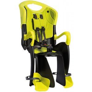 Bellelli TIGER STANDARD žlutá NS - Dětská cyklosedačka