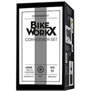 Bikeworkx CONVERSION SET 29  NS - Lepení pneu / prevence