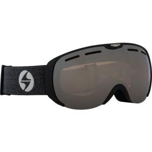 Blizzard 921 MDAVZSO tmavě šedá NS - Sjezdové brýle