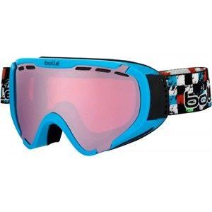 Bolle EXPLORER SHINY BLUE modrá  - Lyžařské brýle