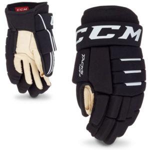 CCM TACKS 4R2 YT BLK  9 - Dětské hokejové rukavice