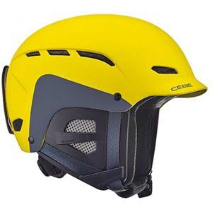 Cebe DUSK JR žlutá (54 - 56) - Dětská sjezdová helma