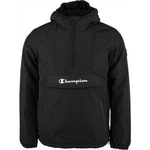 Champion HOODED JACKET  XL - Pánská zateplená bunda
